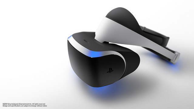 Sony Virtual Reality Headset