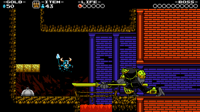 Shovel Knight 1